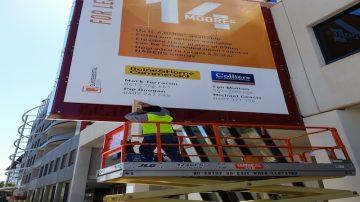 Graphics & Signage Installation