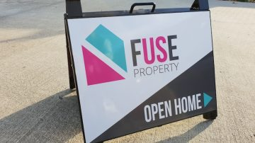 Real Estate Signs Canberra