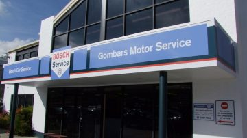 Shop Front Signs & Building Signs Canberra