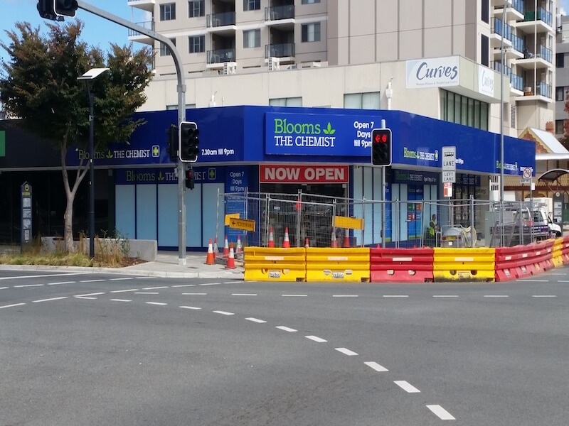 shop front signs canberra